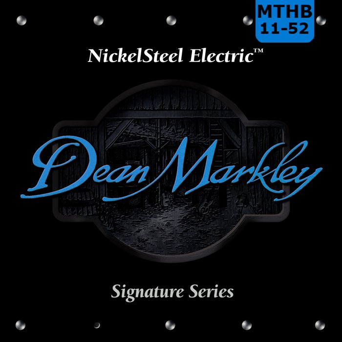 DEAN MARKLEY 2507B  NickelSteel Electric.011/.052