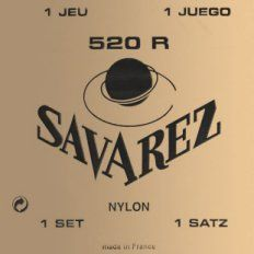 SAVAREZ-520R-SET-CLASSIC-CARTE-ROUGE