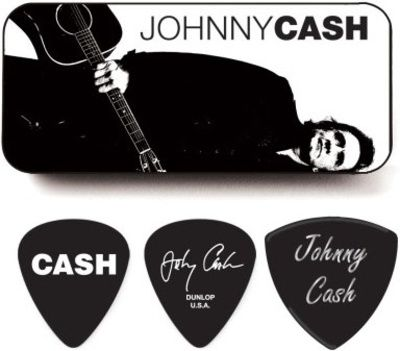Dunlop Johnny Cash Legend Heavy Plectrum