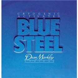 DEAN MARKLEY 2555  Blue Steel Jazz .012/.054