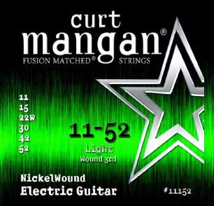 Curt Mangan #11152 Nickelwound