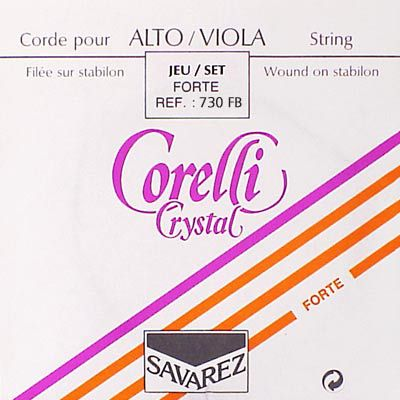 Corelli CO-730-FB Set 4/4  Heavy Altviool
