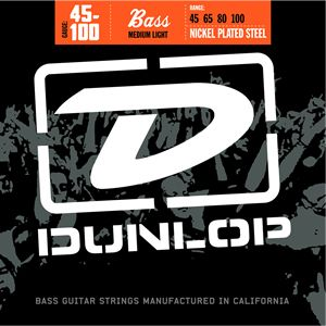 Dunlop DBN45100 Nickel Steel