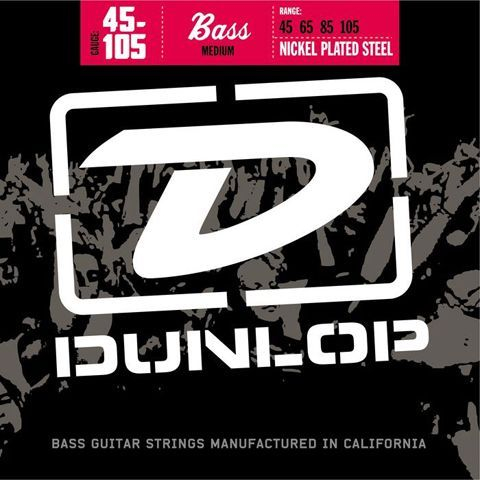Dunlop DBN45105 Nickel