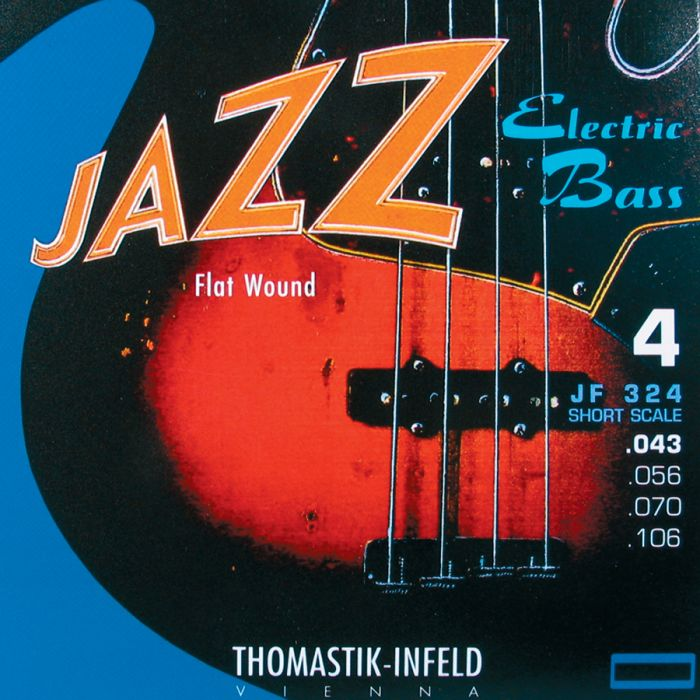 Thomastik-Infeld JF324 Jazz Flatwound