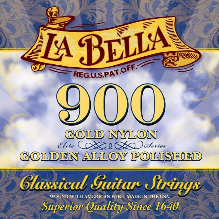 La Bella 900 Golden Superior