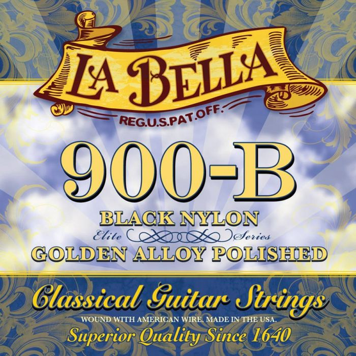 La Bella 900-B Golden Superior