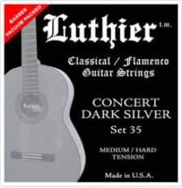 Luthier Set 35 Flamenco Nylon snaren