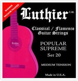 LUTHIER SET 20 POPULAR SUPREME