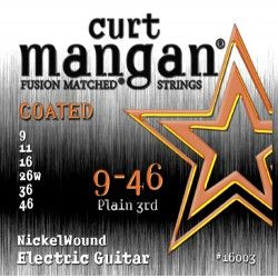Curt Mangan #16003 Coated Nickel