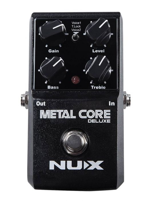 NUX Core Series distortion pedal METAL CORE DELUXE