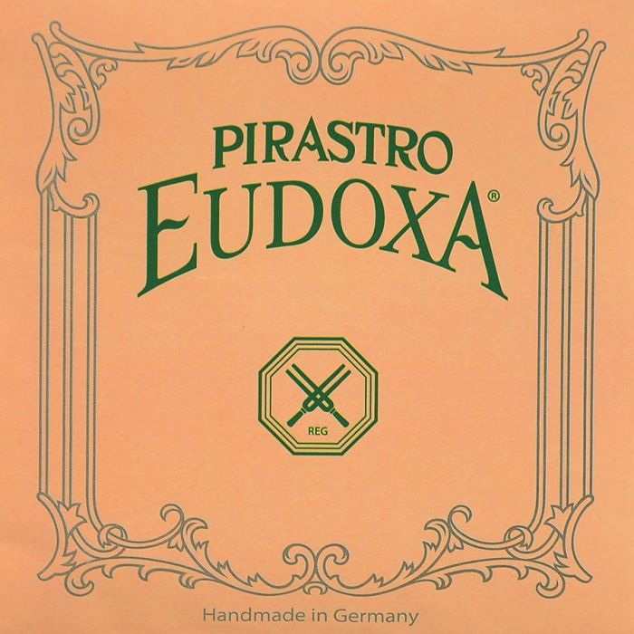 Pirastro Eudoxa Medium Vioolsnaren set Loop end E-1
