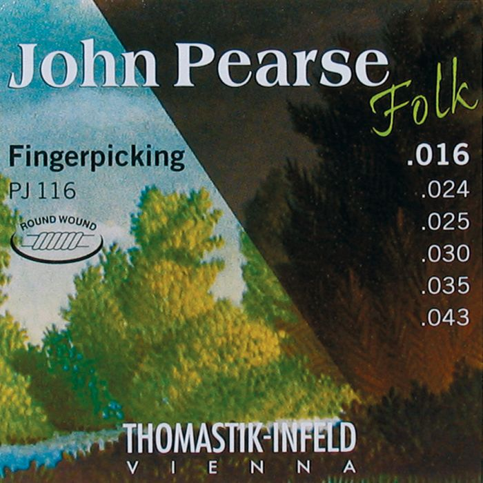 Thomastik PJ116 Nylon Folk