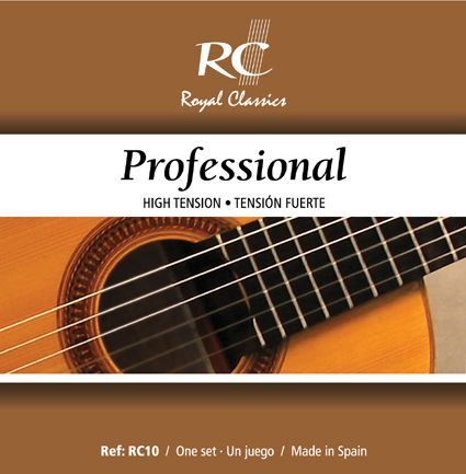 Royal Classics RC10 Flamenco snaren