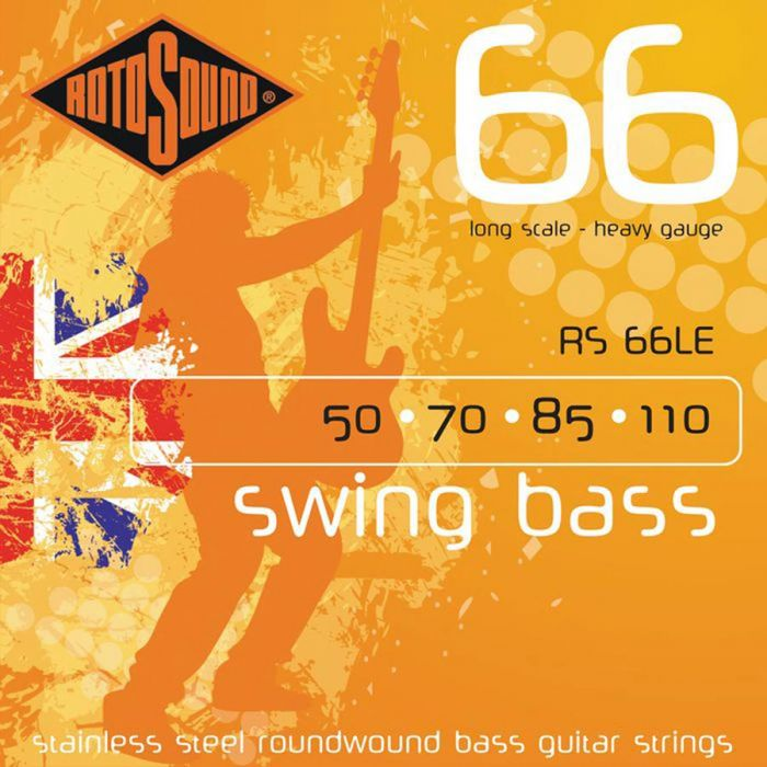 Rotosound Swing Bass RS66 LE