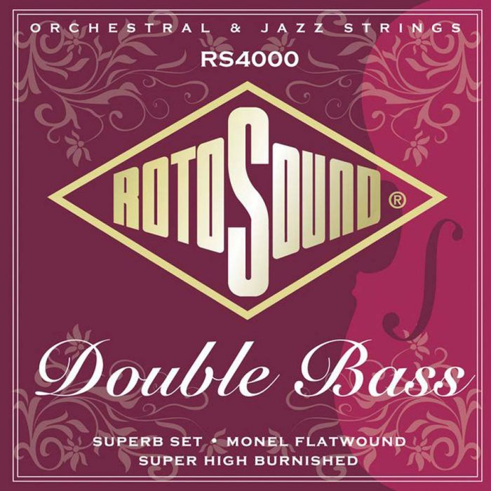 Rotosound RS4000M 3/4 Contrabas Snaren Orchestral & Jazz
