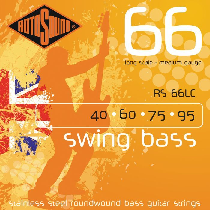 Rotosound Swing Bass RS66LC