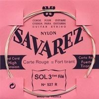 Savarez 527R G3 Carte Rouge