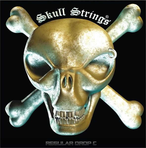 Skull Strings Regular Drop C