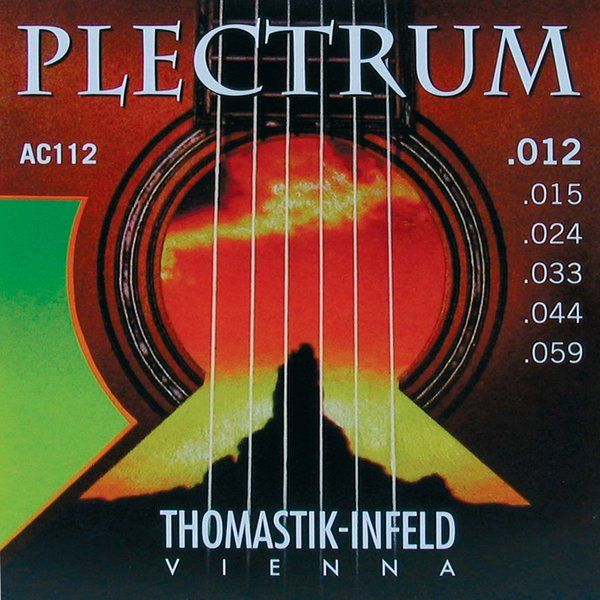 Thomastik AC112 Plectrum