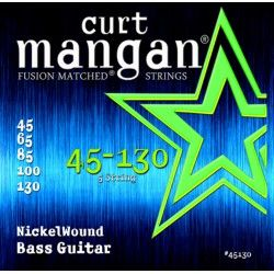 Curt Mangan Nickel Wound Bass #45130