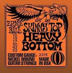 ernie ball skinny top 2215